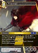 Vincent 2-078R from FFTCG Opus