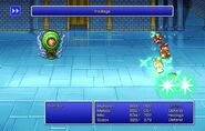 WHW using Healaga from FF Pixel Remaster
