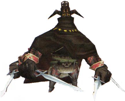 Satan (The 4 Heroes of Light boss)