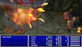 FF4PSP Enemy Ability Massive Explosion