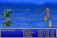 FFII Blizzard3 All GBA