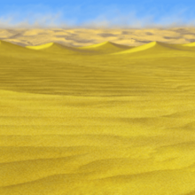 FFIV PSP Desert Battle.png