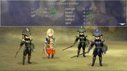 FFIV TAY Steam Level Up Pose Guards