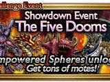 The Five Dooms