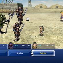 FFVI PC Officer Soldier x2 Battle.png