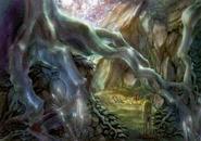 Macalania-woods-camp-artwork-ffx