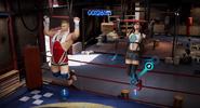 Tifa gym minigame in FFVII Remake
