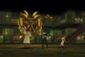 Trauma battle from FFVIII Remastered
