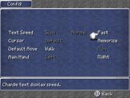 FFIII DS Config