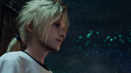 FFVIIR young Cloud