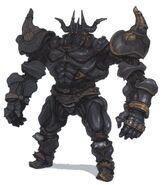 Magitek Colossus FFXIV Art 1