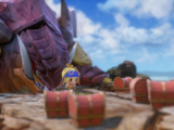 Treasure Island, Ahoy!