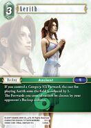 Aerith 3-050L from FFTCG Opus