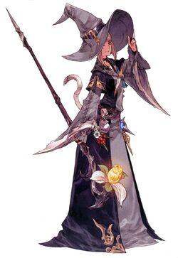Conjurer Class Artwork ARR