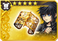 DFFOO Gold Bangle (XV)