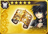 DFFOO Gold Bangle (XV)