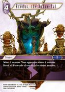 Exodus, the Judge-Sal 3-112H from FFTCG Opus