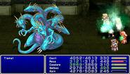 FF4PSP TAY Enemy Ability Venomous Gas