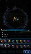 FFBE Tarantula Analyze