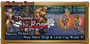 FFRK Thorns of the Rose Event