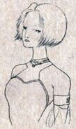 Garnet Rough Sketch 1
