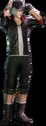 Leslie Kyle Final Fantasy VII Remake render