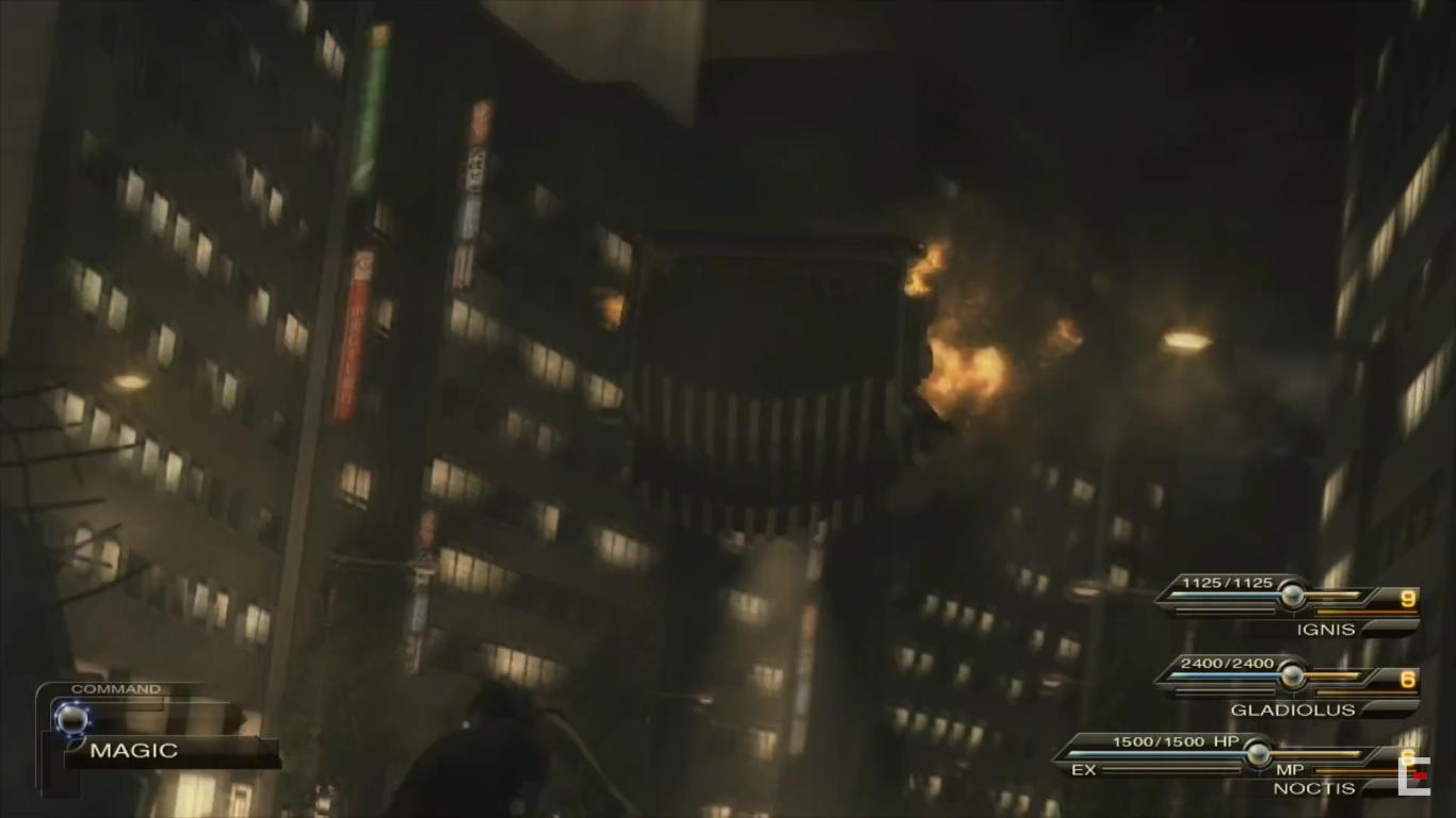 Боевой корабль (Final Fantasy XV)