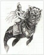 Sea Lion FFIII Artwork