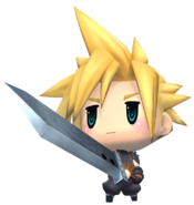 WoFF Cloud Strife