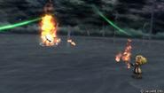 Dissidia Fire (Shantotto)