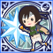 FFAB Antarctic Wind - Yuffie Legend SSR+