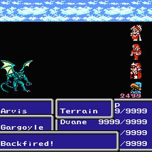 FFIII NES Backfire.png