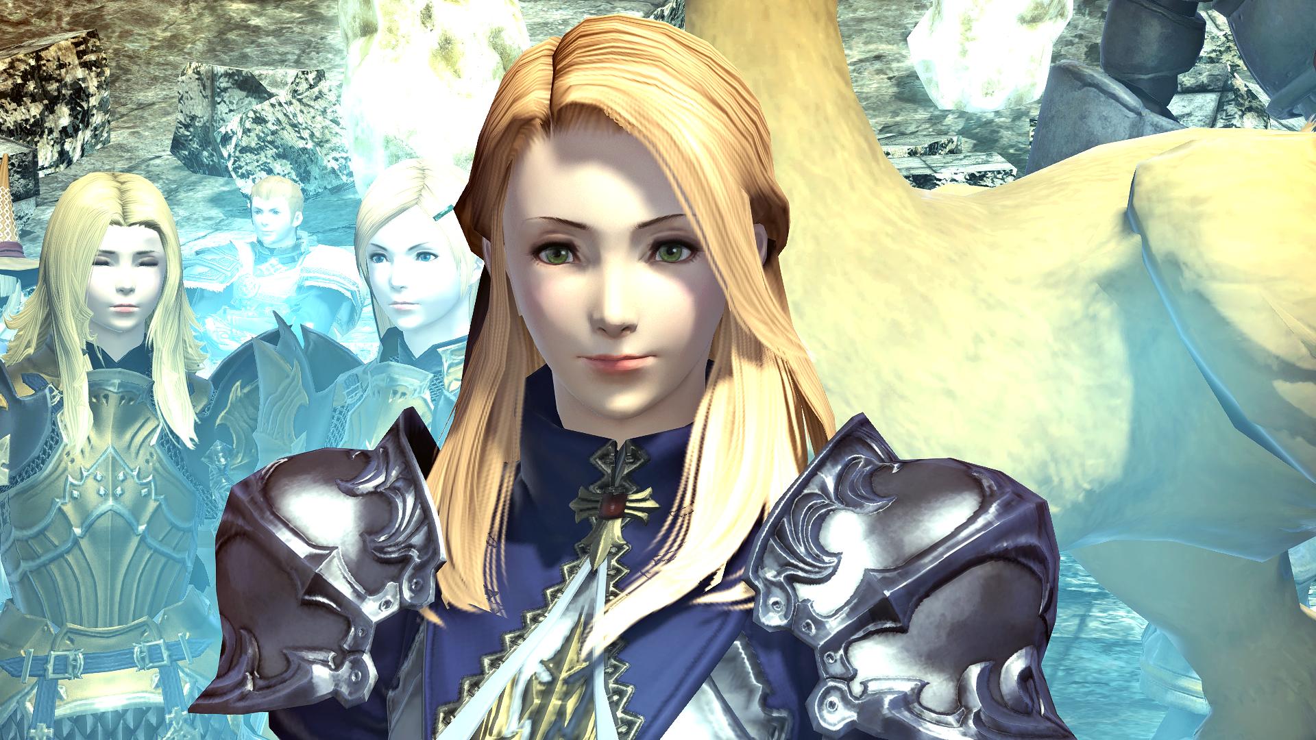Agrias Oaks (Final Fantasy XIV)
