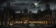 Upper Sector 8 artwork 3 for Final Fantasy VII Remake