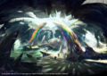 WoFF The Rainbow Shore Concept Artwork