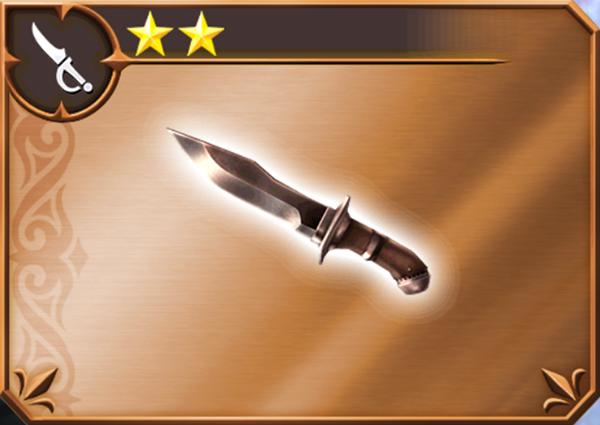 Bronze Knife