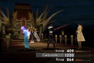 Edea uses Dispel from FFVIII Remastered
