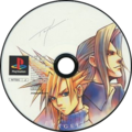 Ehrgeiz Millennium Collection disc art