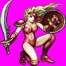 Soldieress (Final Fantasy IV 2D)