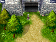 FFIII Sasune Entrance