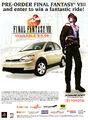 FFVIII Toyota Commercial