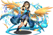 PAD Rinoa Angel Wing artwork