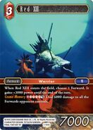 Red XIII 1-191S from FFTCG Opus