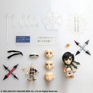 Yuffie by Trading Arts Kai Mini 2