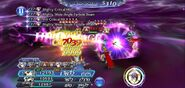 DFFOO Zero-Form Particle Beam
