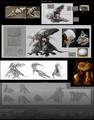 Diamond Weapon Study Kingsglaive