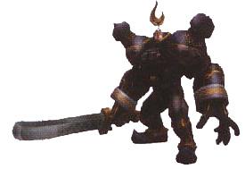 Iron Giant (Final Fantasy X-2)
