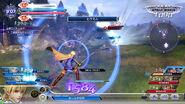 Ramza Beoulve dissidia arcade In Battle