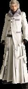 Rufus Shinra from Final Fantasy VII Remake render