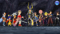 DFFOO Characters SS